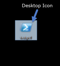 PS Destop Icon
